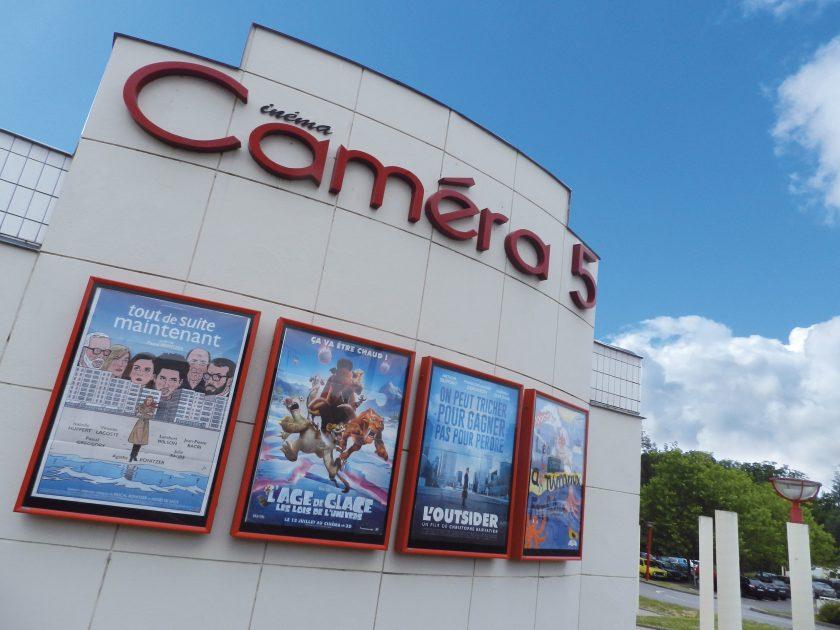 Cinéma Caméra 5