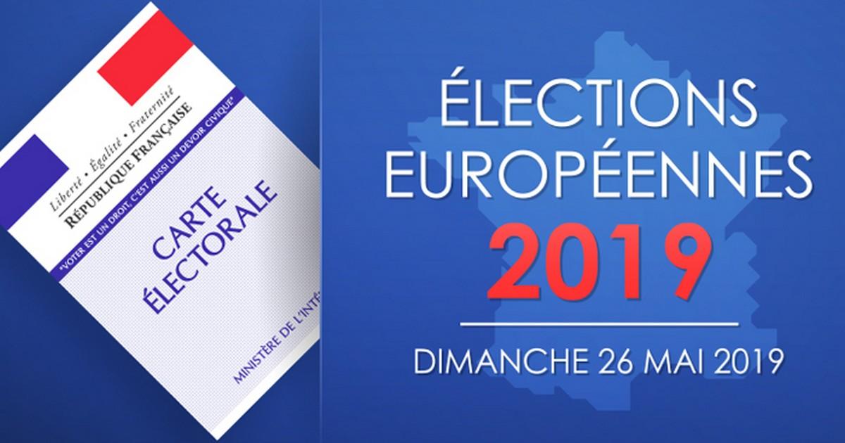 Elections européennes visuel
