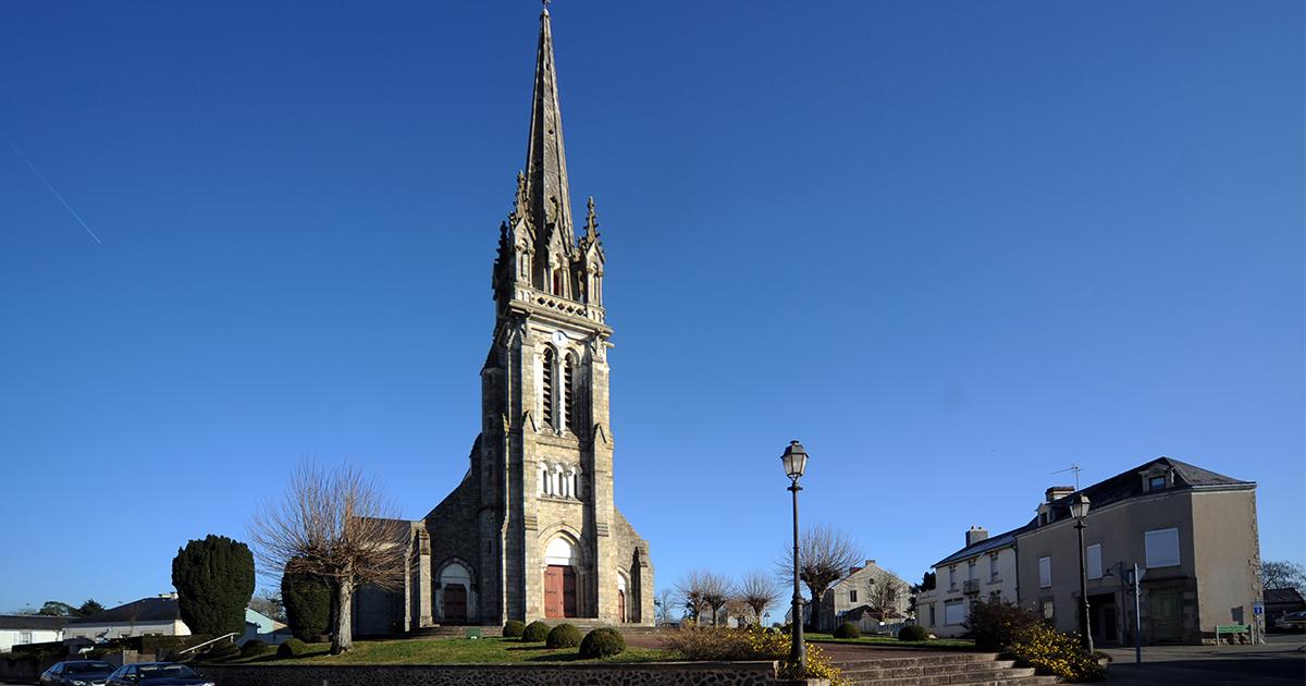 Eglise Notre Dame de Rocheservière