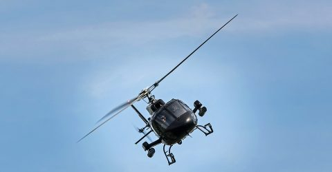 Image hélicoptère