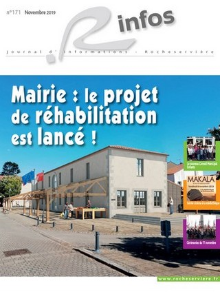 Image : couverture R infos 171