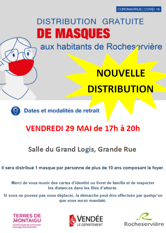 affiche distribution